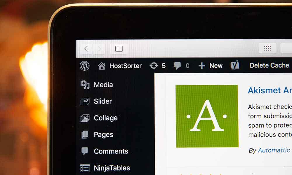 طراحی آسان وب سایت با وردپرس