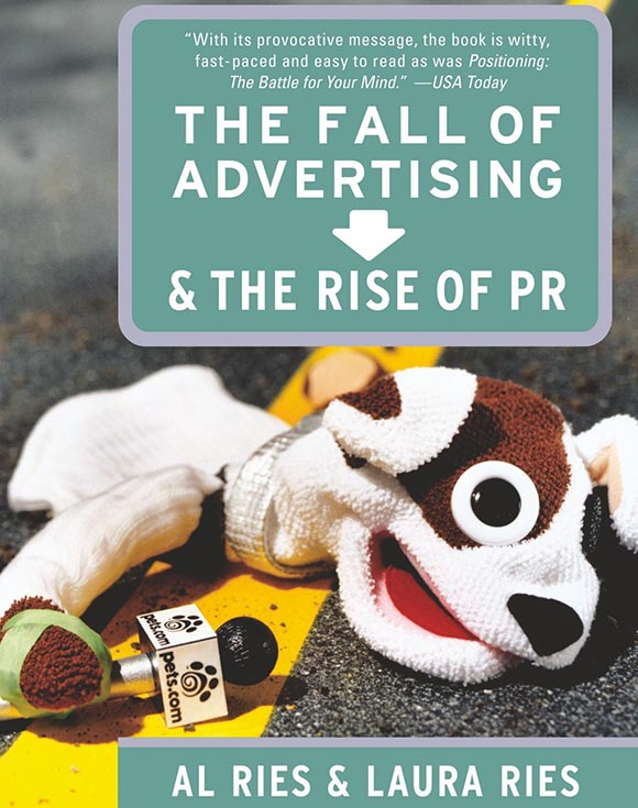 سقوط تبلیغات و ظهور روابط عمومی
