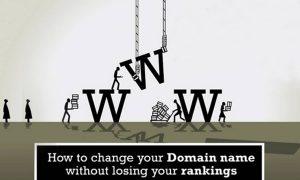 راهنمای تغییر دامنه سایت بدون از دست دادن رتبه